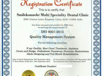 ISO Certified Dental Clinic